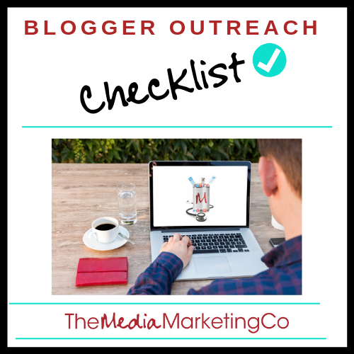 Blogger Outreach Checklist
