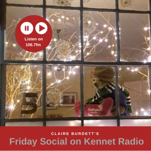 Advent Friday Social radio show with Claire Burdett