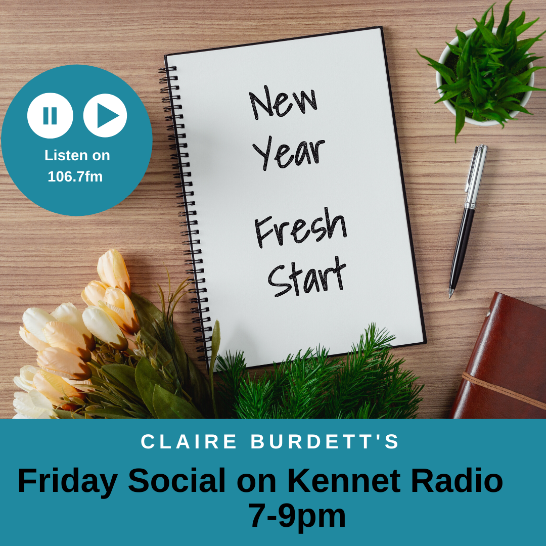 Fresh Starts on the Friday Social radio show