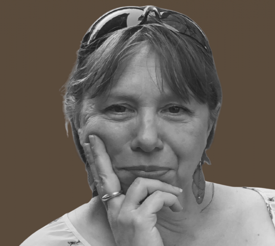 Claire Burdett, author of social goodness